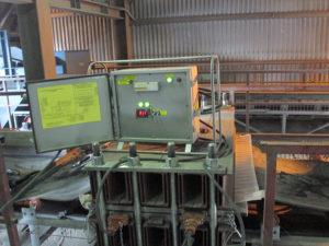 Шеф-монтаж конвейерной ленты 800 мм