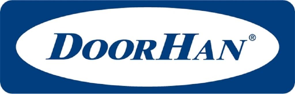 Логотип крупнейшего производителя автоматиченских роллетных систем DoorHan