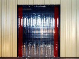 Плёночные ворота Doorhan
