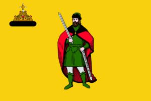 Флаг города Рязань, города с которого мы начинали свою работу