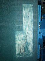 Ремонт пвх конвейерной ленты методом холодной вулканизации