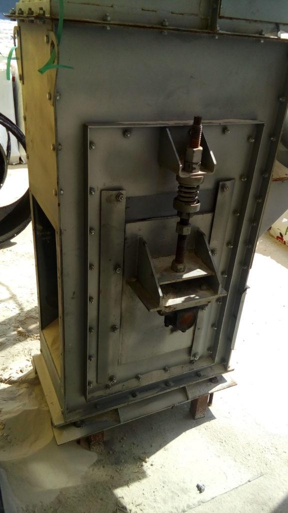 Стыковка элеваторной конвейерной ленты методом горячей вулканизации