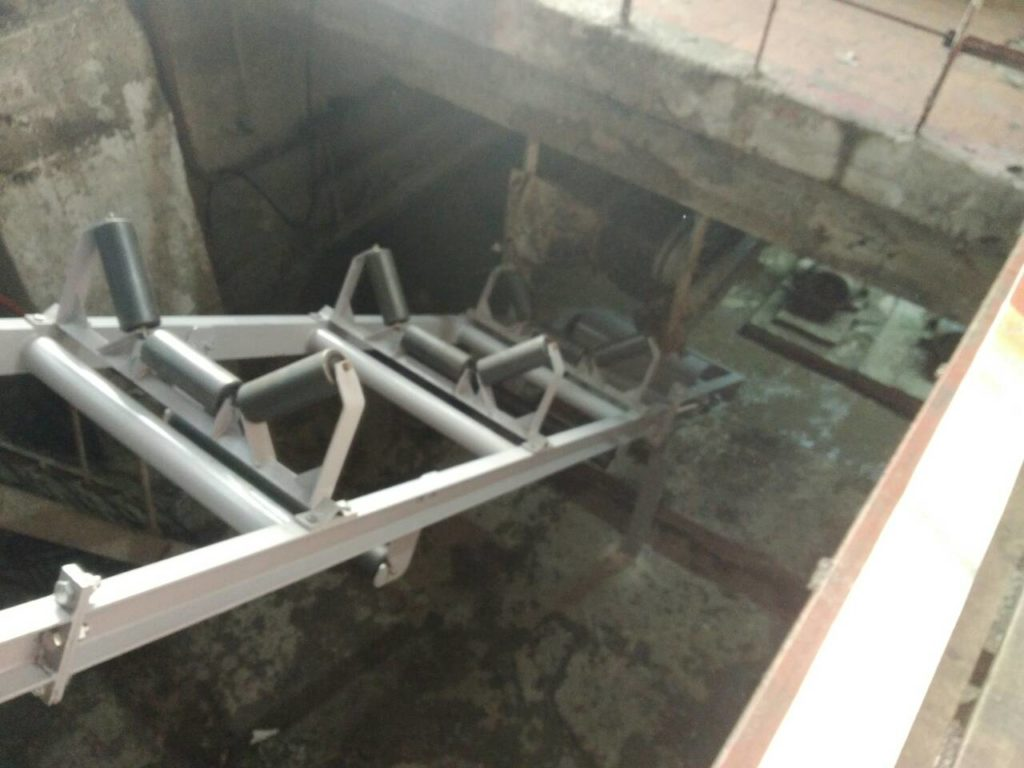 Изготовление ленточного транспортёра в Рязани