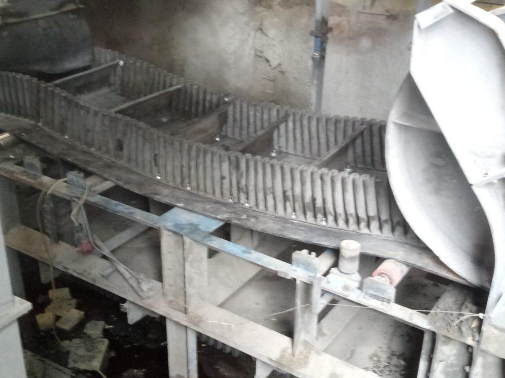 Установка вставки методом горячей вулканизации