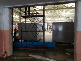Подбор, установка и пусконаладочные работы автоматических ворот DoorHan