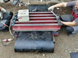 Изготовление транспортёрных лент для весовых конвейеров Gravit