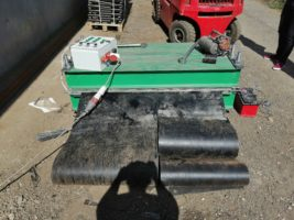 Изготовление транспортёрных лент в кольцо для весовых конвейеров класса Gravit