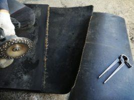 Изготовление теплостойких транспортёрных лент в кольцо (бесконечных)
