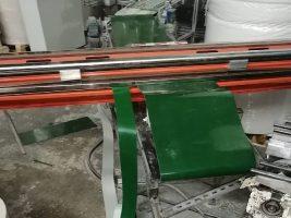 Стыковка конвейерных лент ПВХ методом горячей вулканизации