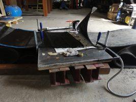 Изготовление транспортёрных лент в кольцо для Тамбова