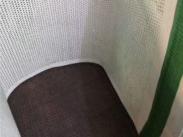 Изготовление префорированной ленты ПВХ в кольцо горячей вулканизацией