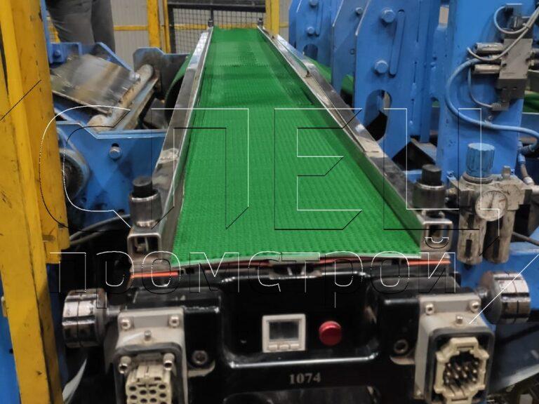 Конвейерное оборудования ленты рольганг msr 10 79 кг