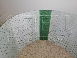 Изготовление и шефмонтаж конвейерной ленты пвх на типографии